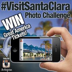#VisitSantaClara Photo Contest