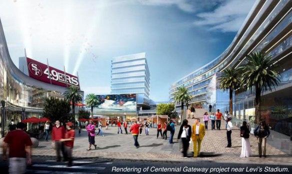 Centennial Gateway