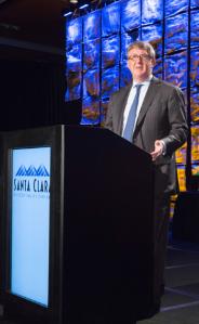 Keynote SpeakerGreg Carey of Goldman Sachs.